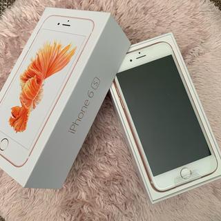 Apple - iPhone 6s 32GB★ローズゴールド SIMフリー 未使用品