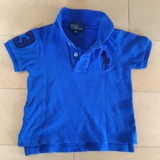 ポロラルフローレン(POLO RALPH LAUREN)の美品です✴ラルフローレン ビッグポニー ポロシャツ(Tシャツ/カットソー)