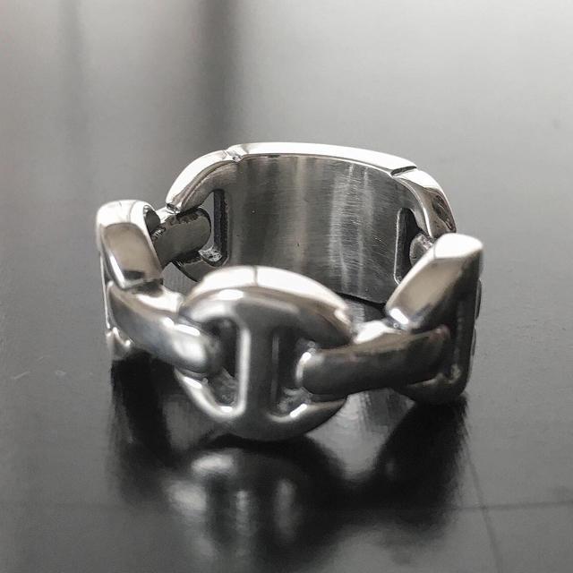 Ron Herman(ロンハーマン)のホーセンブース クラシックリング プレート HOORSENBUHS 17号 メンズのアクセサリー(リング(指輪))の商品写真
