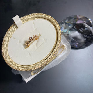 ノジェス(NOJESS)の新品一番人気 ノジェス フェアリークラウン ピンキー(リング(指輪))