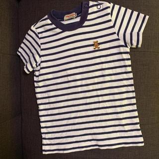ミキハウス(mikihouse)のミキハウス 90 ボーダーTシャツ(Tシャツ)