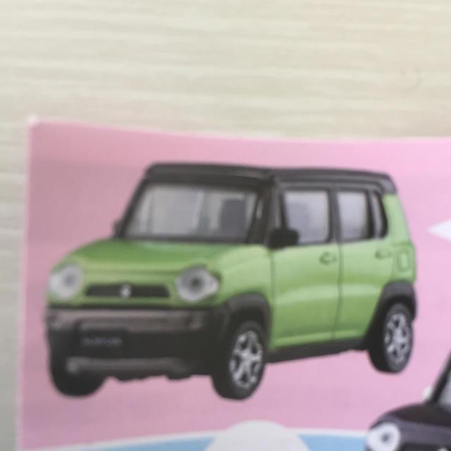 ハスラー ガチャ 1個 エンタメ/ホビーのおもちゃ/ぬいぐるみ(ミニカー)の商品写真
