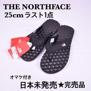 THE NORTH FACE - 日本未発売 海外限定 ザノースフェイス ホワイトレーベル  サンダル オマケ付