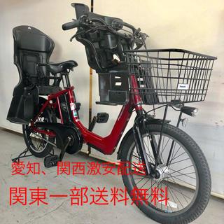 パナソニック ギュットアニーズ 20インチ 3人乗り 8.9ah 電動自転車