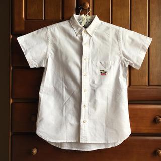 CHUMS - 美品 CHUMS チャムス 半袖 ボタンダウンシャツ
