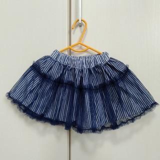 ニシマツヤ(西松屋)のチュールスカート(スカート)