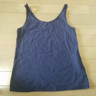 ビアッジョブルー(VIAGGIO BLU)のビアッジョブルータンクトップ(カットソー(半袖/袖なし))