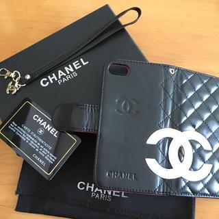 シャネル(CHANEL)のCHANEL ノベルティー iPhone ケース(iPhoneケース)