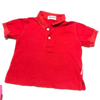 ミキハウス(mikihouse)のミキハウス ポロシャツ 80(Tシャツ)