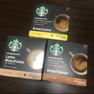 Starbucks Coffee - ドルチェグスト スタバ