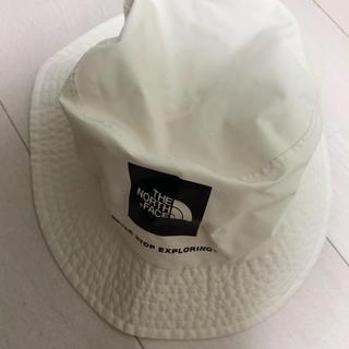 ザノースフェイス(THE NORTH FACE)のノースフェイス 白ハット帽(その他)