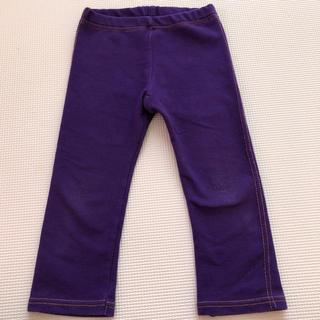 シマムラ(しまむら)のパープル 90サイズ パンツ(パンツ/スパッツ)