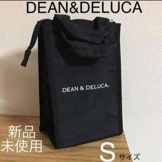 ディーンアンドデルーカ(DEAN & DELUCA)のDEAN&DELUCA 新品 クーラーバッグ ブラック Sサイズ 正規品(トートバッグ)