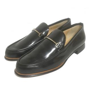 グッチ(Gucci)のヴィンテージ GUCCI グッチ ホースビットローファー(ローファー/革靴)