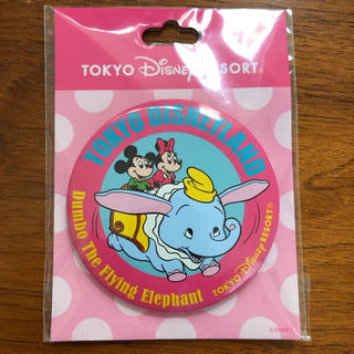 Disney - レトロ ミッキー バッジ