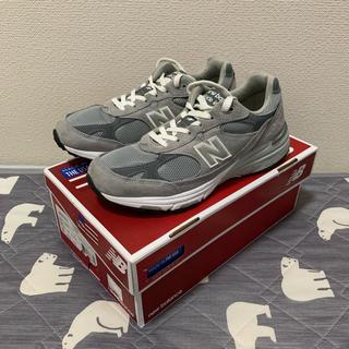 ニューバランス(New Balance)のnewbalans  993 25.5cm (スニーカー)