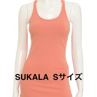 SUKALA☆エントリータンクトップ☆LAVA(ヨガ)