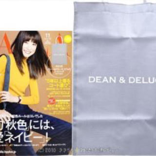ディーンアンドデルーカ(DEAN & DELUCA)のDEAN&DELUCA カフェトート 未使用品(トートバッグ)