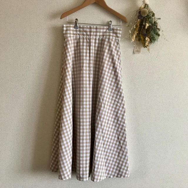 GU(ジーユー)の[最終値下げ] GU ロングスカート レディースのスカート(ロングスカート)の商品写真