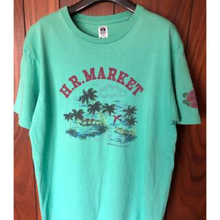 ハリウッドランチマーケット(HOLLYWOOD RANCH MARKET)のHOLLYWOOD RANCH MARKET カットソー 半袖 希少 🇯🇵(Tシャツ/カットソー(半袖/袖なし))