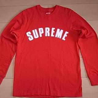 Supreme - 美品!16SS SUPREME シュプリーム Arc Logo L/S Top