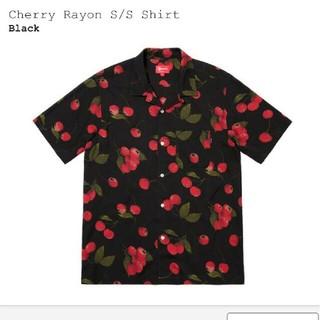 Supreme - Supreme Cherry Rayon S/S Shirt