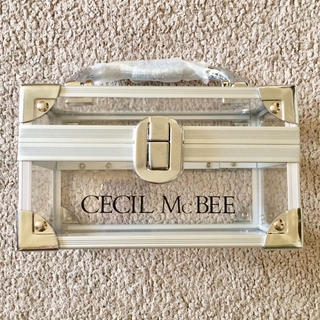 CECIL McBEE - セシルマクビー クリアボックス