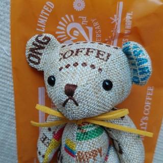 TULLY'S COFFEE - タリーズコーヒー コーヒーファームテディ
