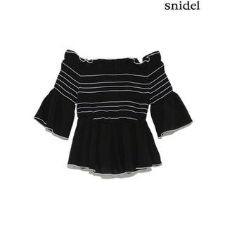 snidel - スナイデルトップス