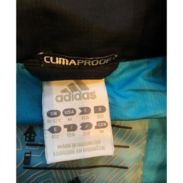adidas(アディダス)のアディダス ウインドブレーカー 150cm スポーツ/アウトドアのサッカー/フットサル(ウェア)の商品写真