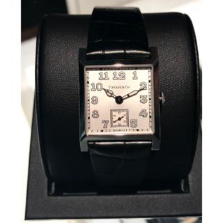 ティファニー(Tiffany & Co.)の新品未使用★ティファニースクエアウォッチ 限定版(腕時計(アナログ))