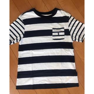 ポロラルフローレン(POLO RALPH LAUREN)のラルフローレン✨t shirt✨ボーダー✨150✨極品(Tシャツ/カットソー)