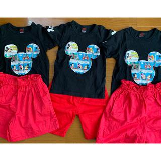 BABYDOLL - ディズニー   tシャツ、ズボン、靴セット
