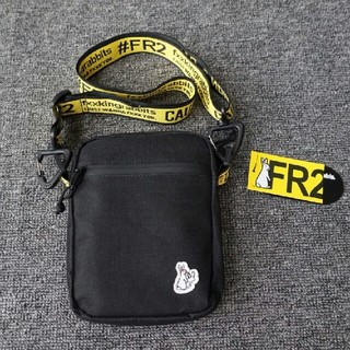OFF-WHITE - FR2 ショルダーバッグ 黒