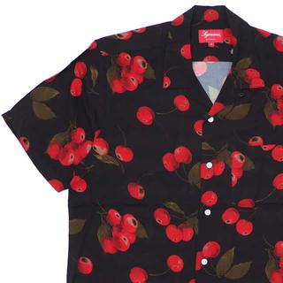 Supreme - supreme 19s/s cherry shirt