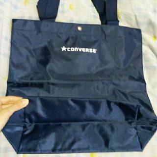 CONVERSE - コンバース 紺色 トートバッグ 新品 未使用 自宅保管 送料込み