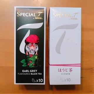 Nestle - ネスレ スペシャルT ほうじ茶 アールグレイ