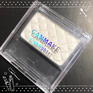 キャンメイク(CANMAKE)のCANMAKE ハイライター 01(フェイスカラー)