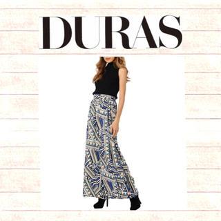 デュラス(DURAS)の【新品✨】DURASジョーゼットワイドパンツ♡ZARA moussy SLY(その他)