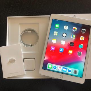 iPad - 【美品】ipad 5世代 本体 32G 9.7インチ シルバー