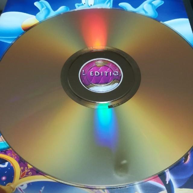 Disney(ディズニー)のアラジン DVD 羽賀研二版 エンタメ/ホビーのDVD/ブルーレイ(アニメ)の商品写真
