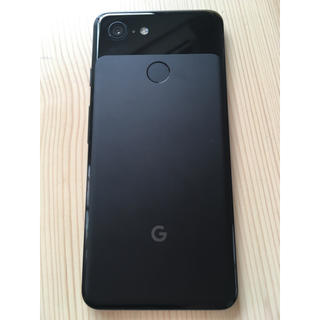ソフトバンク(Softbank)のGoogle Pixel3 64GB ソフトバンク(スマートフォン本体)