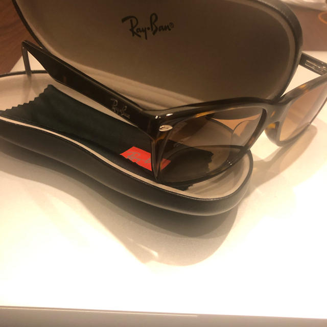 Ray-Ban(レイバン)のRay-Ban べっこう メンズのファッション小物(サングラス/メガネ)の商品写真
