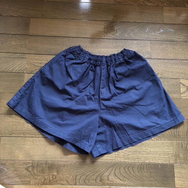 GU(ジーユー)のGUショーパン150 キッズ/ベビー/マタニティのキッズ服 女の子用(90cm~)(パンツ/スパッツ)の商品写真