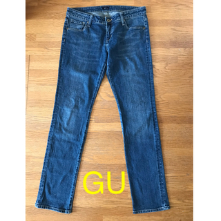 GU - ジーンズ スキニーデニム【GU】〔ストレッチ〕☺︎