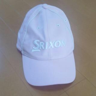 スリクソン(Srixon)のゴルフ帽子SRIXON(スリクソン)ピンク(その他)