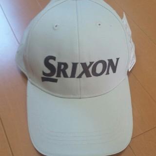 スリクソン(Srixon)のゴルフ帽子SRIXON(スリクソン)ベージュ(その他)