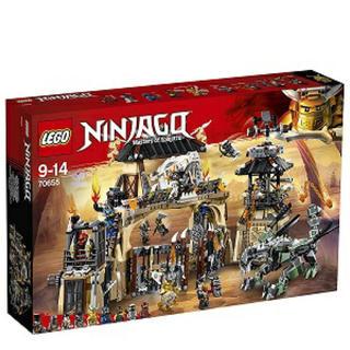 Lego - LEGO  ニンジャゴー 70655 挑め!ドラゴンコロシアム