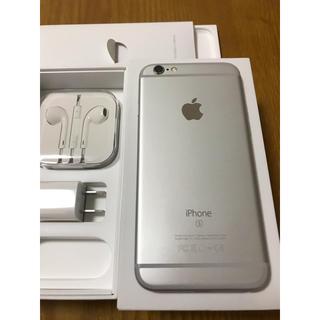 Apple - iPhone6s Silver 64 GB  SIMフリー(超美品)