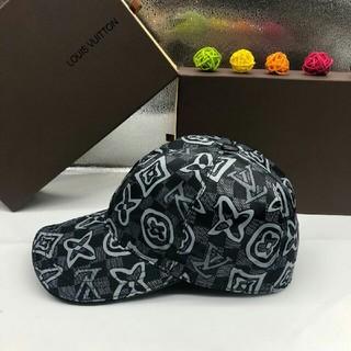 ルイヴィトン(LOUIS VUITTON)の美品 Louis Vuittonルイヴィトン  キャップ 帽子(キャップ)
